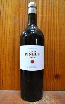 フロール ド ピングス 2014 ドミニオ デ ピングス (ピーター シセック) 赤ワイン ワイン 辛口 フルボディ 750mlFLOR DE PINGUS [2014] Dominio de Pingus (PETER SISSECK) Ribera del Duero