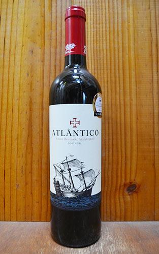 【777均】アトランティコ[2015]年・オーク樽熟成・アレクシャンドレ・レウヴァス元詰(アリカンテ・ブーシェ種&トリンカディラ種)ATLANTICO Alicante Bouschet Trincadeira & Aragonez [2015] Vinho Regional Alentejano