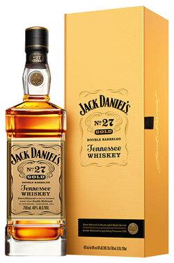 【正規品】ジャック ダニエル No.27 ゴールド (GOLD) テネシーウイスキー アメリカ ジャック ダニエル蒸留所 正規 箱付 700ml 40% ハードリカーJACK DANIELS No.27 GOLD TENNESSEE WHISKY JACK DANIEL'S 700ml 40%