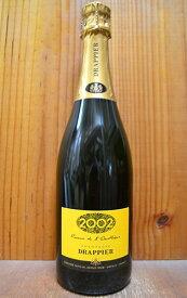 ドラピエ シャンパーニュ カルト ドール レゼルヴ ド レノテーク ブリュット ミレジム 2002 (クラシックラベル) フランス AOCミレジムDRAPPIER Champagne Carte d'Or Brut Millesime 2002 Classic Label (Reserve de l'Oenotheque) AOC Millesime Champagne