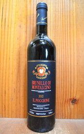 ブルネッロ ディ モンタルチーノ 2012 イル ポッジョーネ 赤ワイン ワイン 辛口 フルボディ 750mlBrunello di Montalcino [2012] Tenuta IL Poggione DOC Brunello di Montalcino