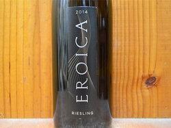 エロイカ コロンビア ヴァレー リースリング 2014 シャトー サン ミシェル & ドクター ローゼンのジョイント ワイン 白ワイン やや辛口 750ml アメリカ ワシントン コロンビア ヴァレー