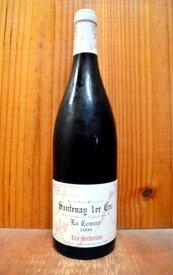 サントネ プルミエ クリュ 一級 ラ コム 1999 ルー デュモン レア セレクション 赤ワイン 辛口 ミディアムボディ 750mlSantenay 1er Cru La Comme 1999 Lou Dumont Lea Selection