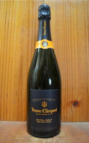 ヴーヴ クリコ エクストラ ブリュット エクストラ オールド (ルイ ヴィトン グループ) 泡 白 シャンパーニュ シャンパン ワイン 辛口 750ml (ヴーヴ・クリコ)Veuve Clicquot Extra Brut Extra Old AOC Champagne