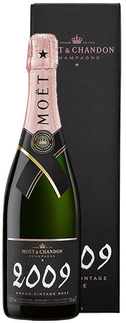 モエ エ シャンドン グラン ヴィンテージ ロゼ 2009 正規 箱付 750ml シャンパン シャンパーニュ誕生日 ギフト プレゼント 結婚祝 贈り物 結婚 お祝い 記念品
