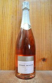 アンドレ ロジェ グラン クリュ 特級 ロゼ ブリュット 限定蔵出し輸入品 グラン クリュ アイ村100% ピノ ノワール100% R.M(生産者元詰)セラー蔵出しAndre Roger Grand Cru Brut Rose (R.M.) AOC Champagne Rose (Grand Cru Pinot Noir 100%)