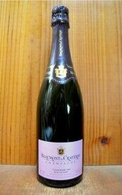 ボーモン デ クレイエール (ボーモン クライエール) シャンパーニュ フルール ノワール ブラン ド ノワール ミレジム 2006 正規 白 泡 辛口 シャンパン ワイン 750mlBeaumont des Crayeres Champagne Fleur Noir Millesime [2006]