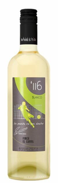 イニエスタ ミヌートス116 ブランコ ボデガス イニエスタ 白ワイン ワイン 辛口 750mlINIESTA MINUTOS 116 BLANCO