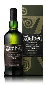 【正規品・箱入】アードベッグ[10]年・正規代理店輸入品・アイラ・シングル・モルト・スコッチ・ウイスキー・700ml・46%Ardbeg Single Isley Malt Scotch Whisky 700ml