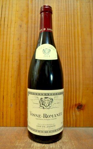 【6本以上ご購入で送料・代引無料!】ヴォーヌ ロマネ 2014 ルイ ジャド 正規 赤ワイン ワイン 辛口 フルボディ 750ml (ルイ・ジャド)Vosne Romanee [2014] Louis Jadot AOC Vosne Romanee