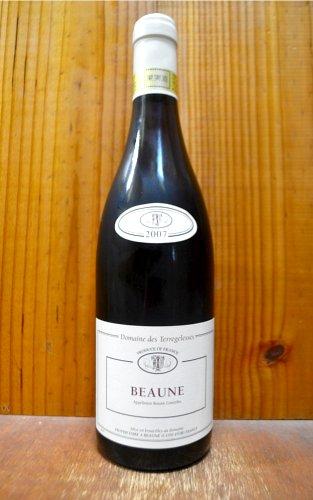 【6本以上ご購入で送料・代引無料】ボーヌ ルージュ 2007 ドメーヌ デ テッレジュレス (ドメーヌ コント スナール ) 赤ワイン ワイン 辛口 ミディアムボディ 750mlBeaune Rouge[2007] Domaine des Terregelesses (Domaine Comte Senard) AOC Beaune Rouge