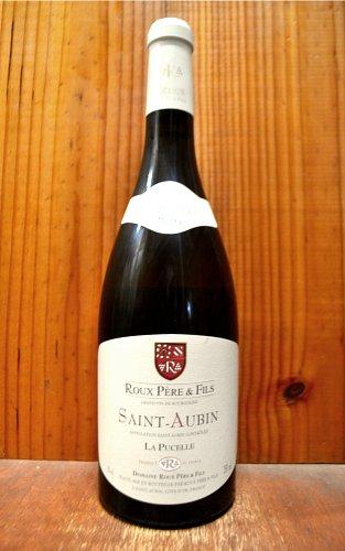 【3本以上ご購入で送料・代引無料】サン トーバン ラ ピュセル ブラン 2016 ドメーヌ ルー ペール エ フィス 白ワイン ワイン 辛口 750mlSaint Aubin La Pucelle Blanc [2016] Domaine Roux Pere & Fils AOC Saint-Aubin
