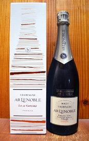 【豪華箱入】A.R.ルノーブル グラン クリュ ミレジム 2008 ブラン ド ブラン グラン クリュ (シュイイ100%) ギフト 箱付 泡 白 シャンパーニュ シャンパン ワイン 辛口 750mlA.R Lenoble Grand Cru Brut Chouilly 100% Millesime [2008] Blanc de Blancs Gift Box