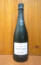 セバスチャン ダヴィオー グラン クリュ 特級 ブラン ド ブラン ブリュット 泡 白 シャンパーニュ シャンパン ワイン 辛口 750mlSebastien Daviaux Grand Cru Blanc de Blancs (chouilly 80% & cramant GC 20%) Brut R.M