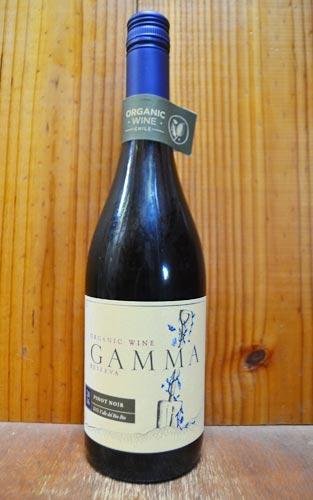 ガンマ オーガニック ピノ ノワール レセルバ 2016 ベサ ワイナリー 赤ワイン 辛口 ミディアムボディ 750mlGamma Organic Pinot Noir Reserva [2016] V.E.S.A