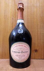 【大型ボトル】ローラン ペリエ シャンパーニュ キュヴェ ロゼ ブリュット 正規 マグナムサイズ 泡 ロゼ シャンパン ワイン 辛口 1500ml (ローラン・ペリエ)Laurent Perrier Champagne Cuvee Rose Brut MG 1,500ml (Pinot Noir 100%)