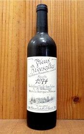 リヴザルト 1974 ドメーヌ サント ジャクリーヌ フランス ラングドック ルーション AOCリヴザルト 赤ワイン ワイン 甘口 750ml (ドメーヌ・サント・ジャクリーヌ)Rivesaltes [1974] Domaine Sainte Jacqueline AOC Rivesaltes