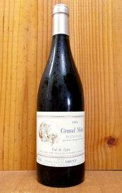 ブルグイユ グラン モン 1998 ピエール ジャック ドゥルエ元詰 AOCブルグイユ 自然派リュットレゾネ 赤ワイン ワイン 辛口 フルボディ 750mlBourgueil Grand Mont [1998] Dm. Pierre Jacques DRUET AOC Bourgueil