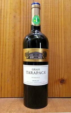 グラン タラパカ メルロー 2016 ヴィーニャ サン ペドロ タラパカ マイポヴァレー 赤ワイン 辛口 ミディアムボディ 750mlGran Tarapaka Merlot [2016] Valle del Maipo
