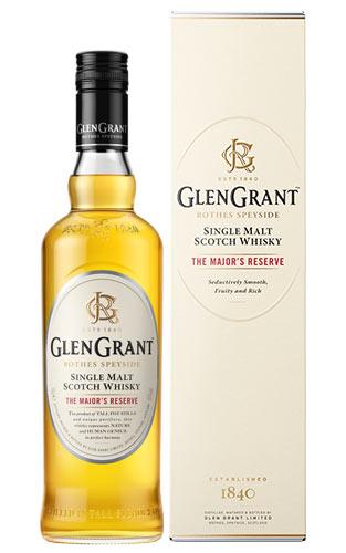 【箱入 正規品】グレン グラント ザ メジャー リザーヴ シングル モルト スコッチ ウイスキー 700ml 40% ハードリカー (グレン・グラント) (グレングラント)