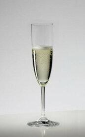 【箱入2脚入】リーデル・ワイングラス・ヴィノム・シャンパーニュ・2脚入り・6416/8・クリスタルガラス