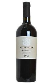 リヴザルト 1966 リヴェイラック 赤ワイン 甘口 フルボディ 750mlRIVESALTES [1966] RIVEYRAC (MA'S DEL VIN-ELNE) Bottled in 2003