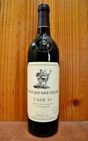【送料無料】スタッグスリープ ワイン セラーズ カベルネ ソーヴィニヨン カスク (CASK) 23 2015 (ワインメーカー ニッキ プリュス) 正規 赤ワイン ワイン 辛口 フルボディ 750mlSTAG'S LEAP WINE CELLARS Cabernet Sauvignon CASK 23 [2015] Napa Valley