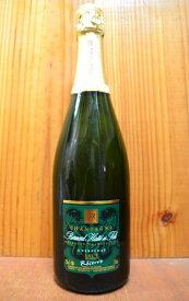 """ベルナール・アテ・シャンパーニュ""""ブリュット・レゼルヴ""""蔵出し限定品・R.M・生産者元詰・AOCシャンパーニュBernard Hatte Champagne Brut Reserve R.M AOC Champagne"""
