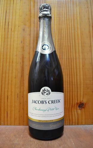 ジェイコブス クリーク シャルドネ ピノ ノワール スパークリング 750ml オーストラリア 白 泡 辛口 スパークリングワイン ワイン (ジェイコブス・クリーク・シャルドネ・ピノ・ノワール)