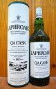 【箱入】ラフロイグ・QAカスク(クエルクス・アルバ)アメリカン・ホワイト・オーク樽&バーボン樽熟成・ダブルマチュ…