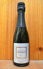 グロンニェ シャンパーニュ ブリュット トラディション ハーフサイズ 375ml AOC シャンパーニュ フランス 白 泡 シャンパン グロンニエGrongnet Champagne Brut Tradition Half Size R.M AOC Champagne