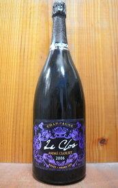 【大型ボトル】アンドレ クルエ グラン クリュ 特級 (ブジー100%) レ クロ ミレジム 2007 ブラン ド ノワール 泡 白 辛口 シャンパン 1500ml 1.5L ワイン (アンドレ・クルエ)Andre Clouet Grand Cru Bouzy Le Clos Millesime 2007