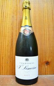 【6本以上ご購入で送料・代引無料】J ルモワンヌ シャンパーニュ ブリュット 泡 白 ワイン シャンパン 750ml (ローラン ペリエ グループ)J. Lemoine Champagne Brut (Laurent Perrier Group) (Rilly La Montagne) AOC Champagne