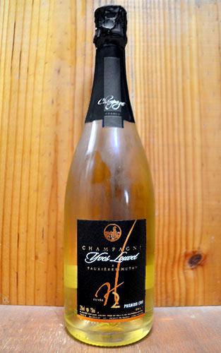 イヴ ルーヴェ シャンパーニュ キュヴェ 2H (ドゥー アッシュ) ブリュット 正規 白 泡 シャンパン 750ml