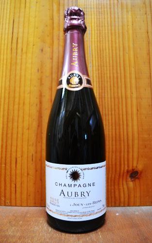 オブリ フィス シャンパーニュ ブリュット プルミエ クリュ 一級 ロゼ オブリ フィス家元詰 フランス AOCシャンパーニュ ブリュット ロゼ 正規 辛口 泡 シャンパン 750mlAubry Champagne Brut 1er Cru Rose L Aubry Fils AOC Champagne Rose