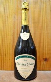 クリスチャン エティエンヌ キュヴェ プレステージ (プレスティージュ) ブリュット シャンパーニュ 白 泡 シャンパン ワイン 750ml 正規品 Christian Etienne Champagne Brut Cuvee Prestige