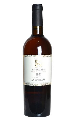 リヴザルト 1952 ドメーヌ ラ ソビレーヌ 赤ワイン ワイン 辛口 フルボディ 750mlRivesaltes [1952] Domaine la Sobilane AOC Rivesaltes