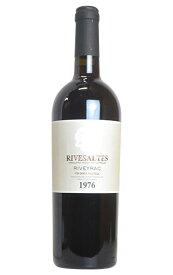 リヴザルト 1976 リヴェイラック 赤ワイン ワイン 甘口 フルボディ 750mlRIVESALTES [1976] RIVEYRAC (MA'S DEL VIN-ELNE) Bottled in 2003