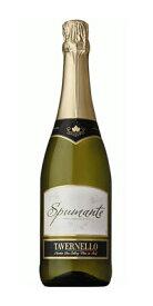 タヴェルネッロ・スプマンテ・ビアンコ(白)・N.V・カヴィロTavernello Spumante Bianco CAVIRO (White Sparkling Wine) (Number One Selling Wine in Italy)