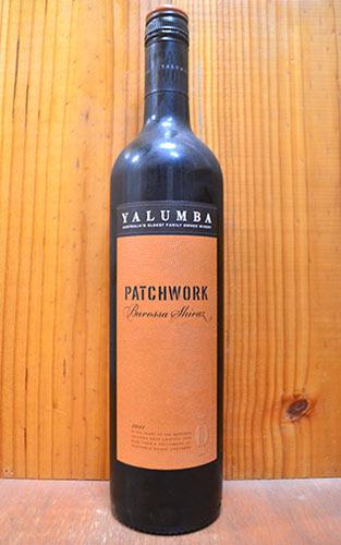 ヤルンバ パッチワーク シラーズ 2013 ヤルンバ ワイン カンパニー バロッサ ヴァレーのシラーズ100% 13.5% ロングボトル 正規代理店輸入品【wineuki_YM3】