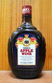 ニッカ アップルワイン 甘味果実酒 ニッカウイスキーNIKKA APPLE wine THE NIKKA WHISKY