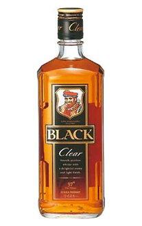 ブラックニッカ・クリア・ブレンデッド・ウイスキー・ニッカウイスキー・正規代理店品・700ml・37% BLACK NIKKA CLEAR BLENDED WHISKY 700ml 37%