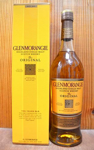 【箱入】グレンモーレンジ・[10]年・オリジナル・ハイランド・シングル・モルト・スコッチ・ウイスキー・700ml・40%GLENMORANGIE [10] ORIGNAL HIGHLAND SINGLE MALT SCOTCH WHISKY 700ml 40%