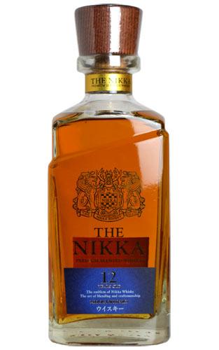 【あす楽】【正規品】ザ ニッカ 12年 プレミアム ブレンデッド ウイスキー ニッカウイスキー 700ml 43% 正規