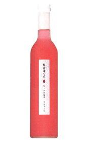 紅赤ほの香・紫蘇梅酒・500ml ハードリカー