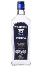 【正規品】ウィルキンソン ウォッカ スピリッツ 720ml 40% ハードリカー (ウイルキンソン720ml)WILKINSON VODKA SPIRITS 720ml 40%