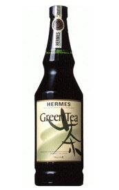 【正規品】ヘルメス グリーン ティー 抹茶 リキュール 720ml 25% ハードリカー (ヘルメスグリーンティー) (ヘルメス・グリーン・ティー)
