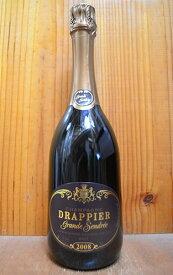 【3本以上ご購入で送料・代引無料 】ドラピエ グラン サンドレ ブリュット ミレジム 2008 ドラピエ社 正規 泡 白 辛口 ワイン シャンパン シャンパーニュ 750mlDrappier Champagne Grande Sendree Brut Millesime [2008] AOC Millesime Champagne
