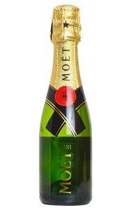 モエ エ シャンドン(モエ エ シャンドン) ブリュット アンペリアル ピッコロサイズ(クォーター) 正規 シャンパン 辛口 白 泡 200mlMoet et Chandon Brut Imperial AOC Champagne 200ml ミニスパーク