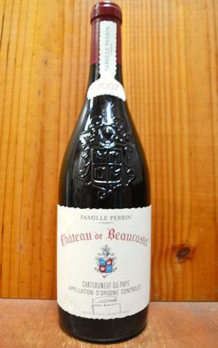 シャトーヌフ デュ パプ 2007 シャトー ド ボーカステル (ヴィニョーブル ピエール ぺラン家) 赤ワイン ワイン 辛口 フルボディ 750mlChateauneuf du Pape [2007] Chateau de Beaucastel AOC Chateauneuf du Pape